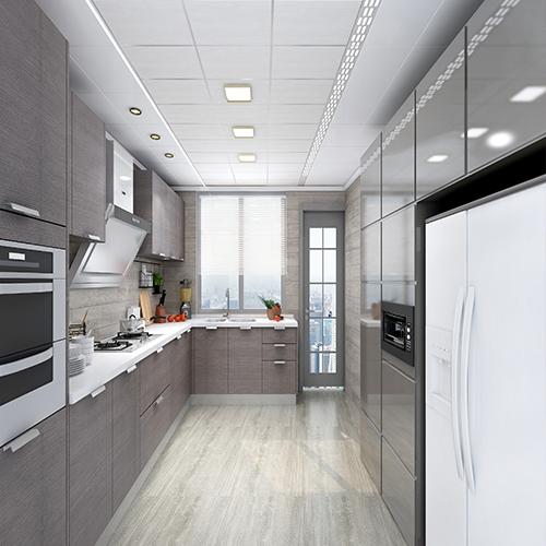 现代厨房风格