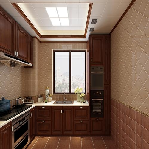 中式厨房家装
