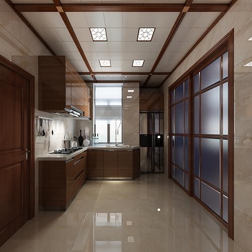 中式厨房设计